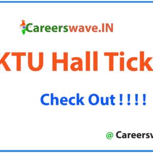 AKTU Hall Ticket