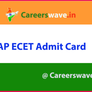 AP ECET Admit Card