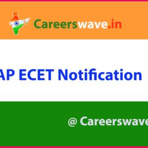 AP ECET Notification