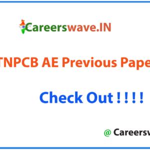 TNPCB AE Previous Papers PDF