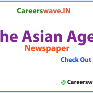 The Asian Age ePaper pdf