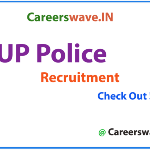 UP Police Sub Inspector Notification