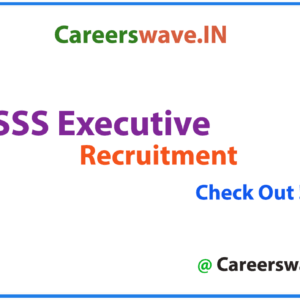 BSSS Executive Notification