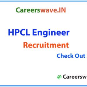 HPCL Engineer Notification