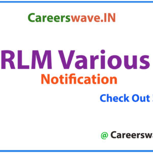 TRLM Various Notification 2020 | Apply Now for 150 Posts