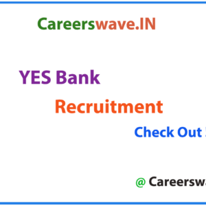 YES Bank Various Recruitment
